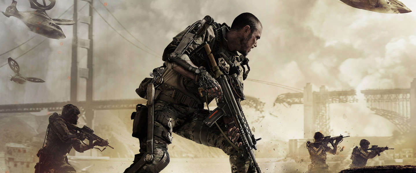Gespeeld op Gamescom: Call of Duty: Advanced Warfare