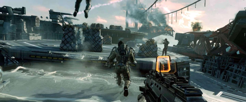 Call of Duty: Advanced Warfare multiplayer beelden
