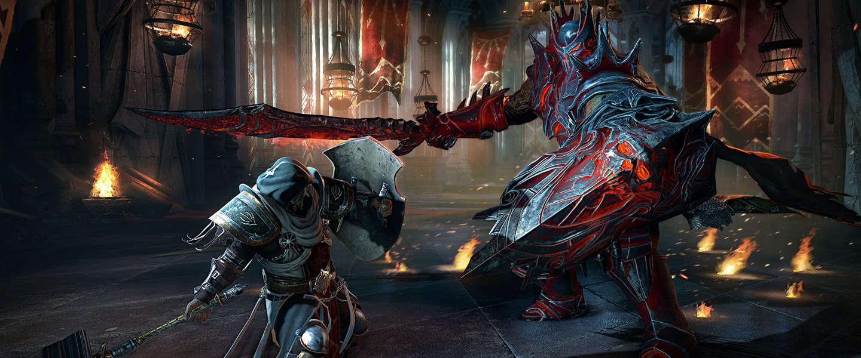 Gespeeld op Gamescom: Lords of the Fallen