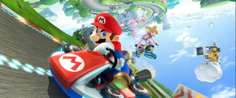 Nintendo op verlies ondanks succes Mario Kart 8
