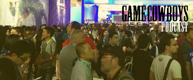Gamecowboys podcast: Het kleine grote E3 spektakel