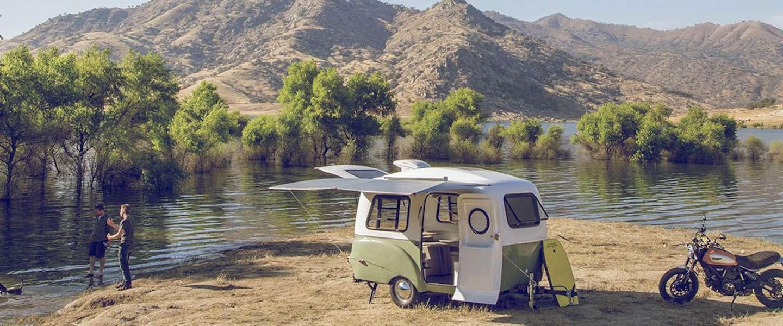 Happier Camper: dit is de allerleukste caravan van allemaal!