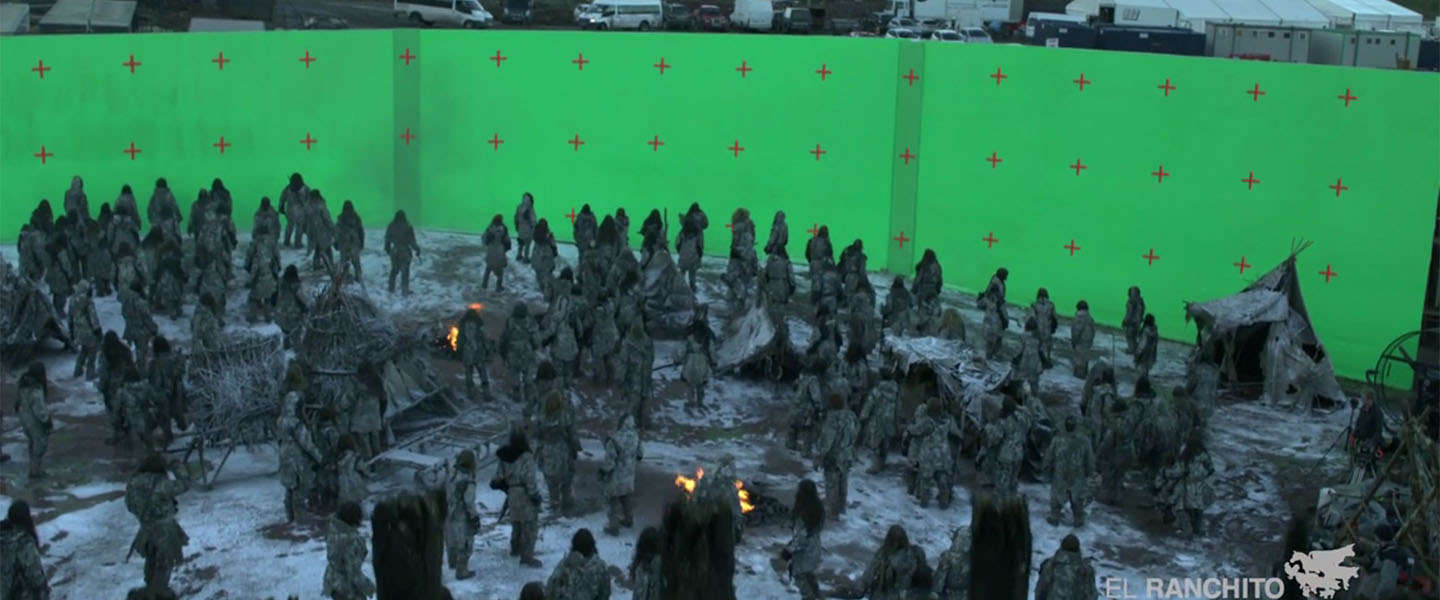 Special effects in Game of Thrones: Hardhome