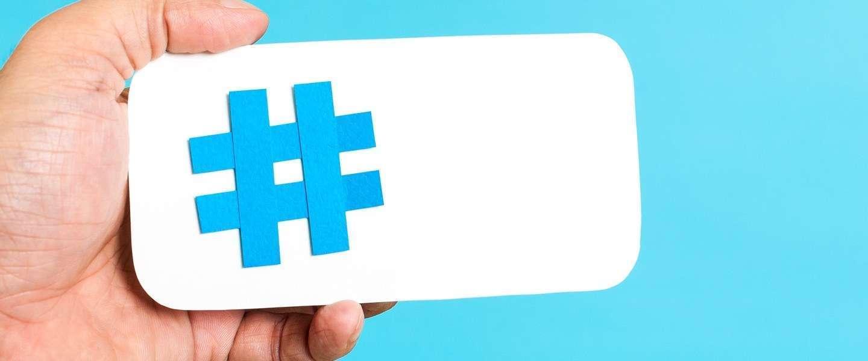 5 hashtags etiquette regels voor social media marketing