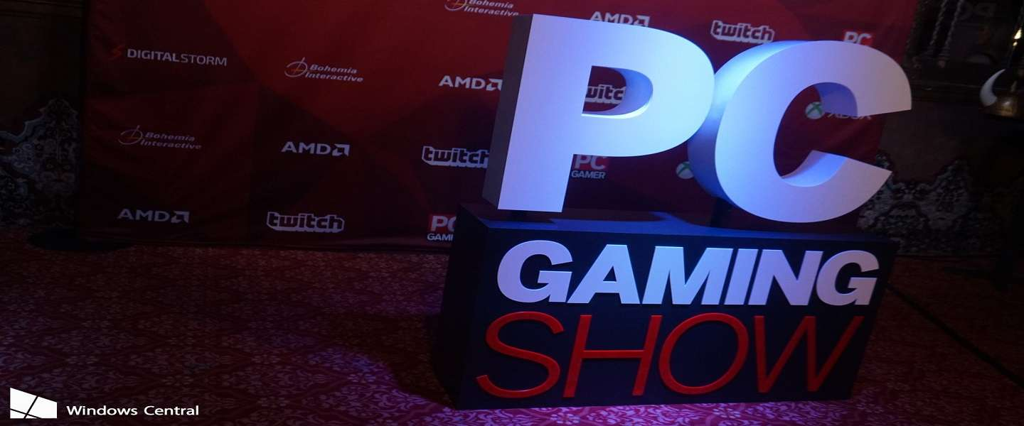 E3 2015 Persconferentie: PC Gaming Show