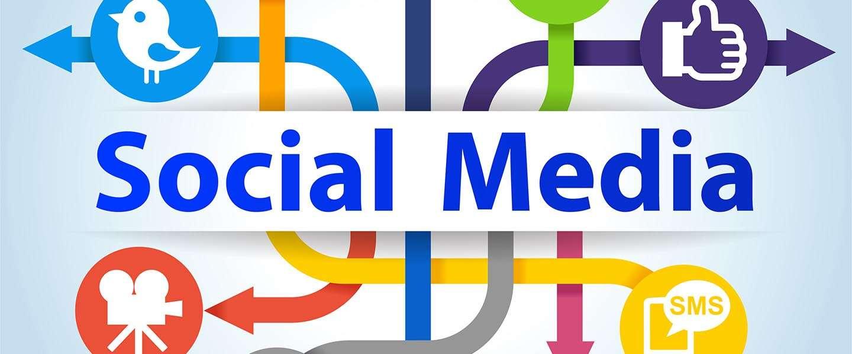 Het WK op Social