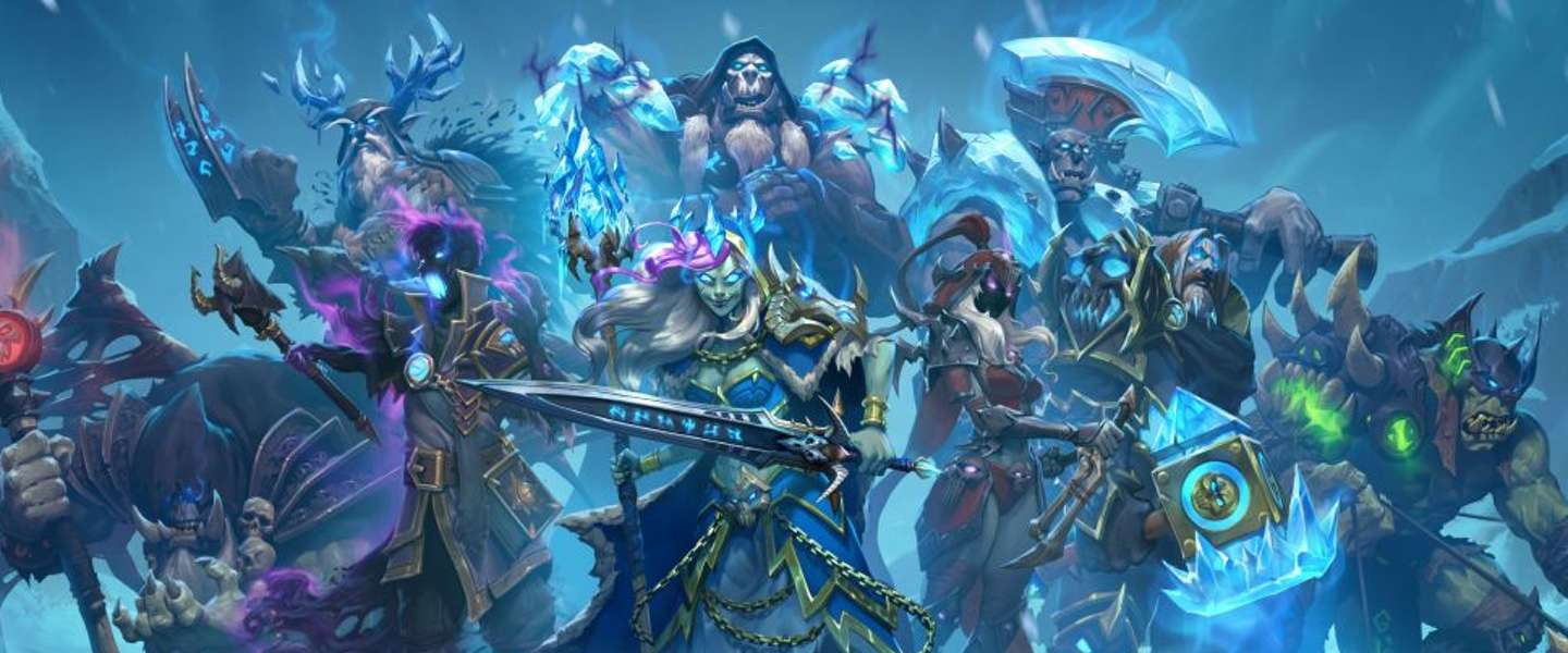 Hearthstone: Knights of the Frozen Throne komt 11 augustus uit