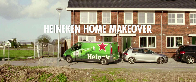 Heineken Home Makeover
