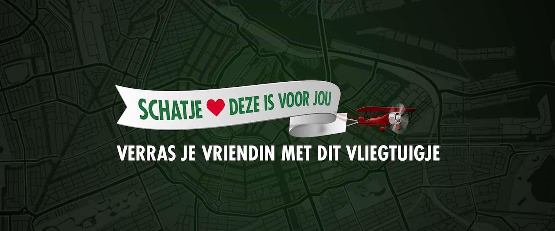Heineken schiet Nederlandse man te hulp op Valentijnsdag