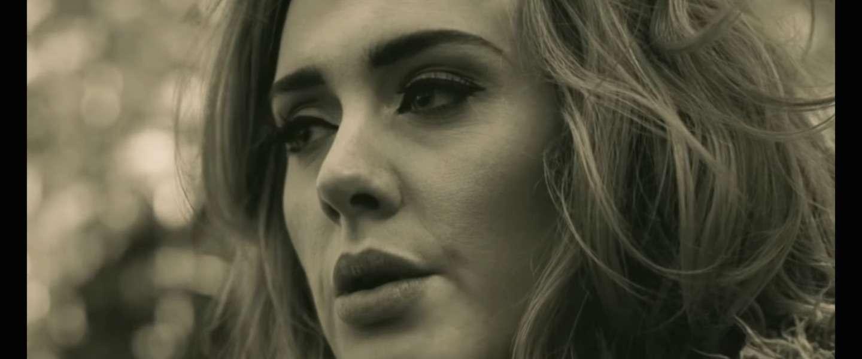 Hello! Dit is de nieuwe single van Adele