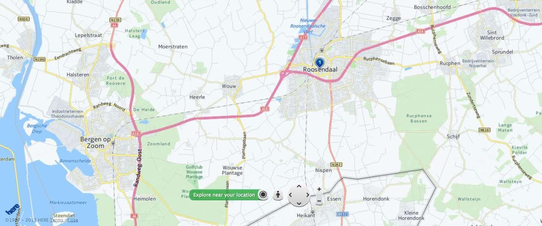 Nokia's Here Maps komt beschikbaar voor Android