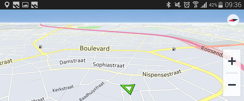 Nokia's HERE Maps app nu gratis beschikbaar voor Android