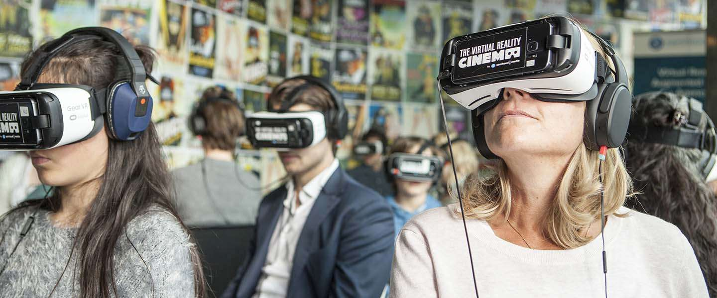 High Five,​ de eerste VR-familiefilm met sterrencast