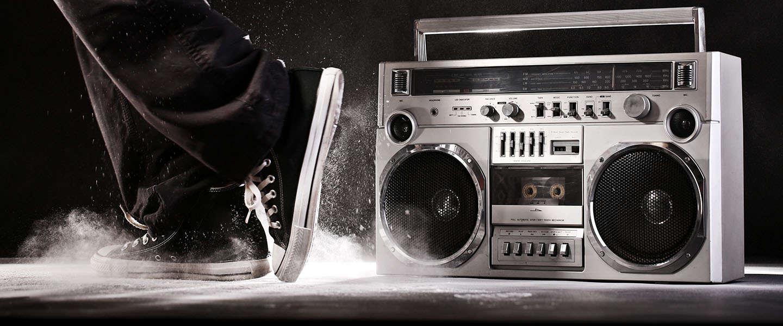Hiphop bestaat 44 jaar, Google komt met interactieve Doodle