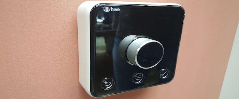 Hive 2: een stijlvolle slimme thermostaat