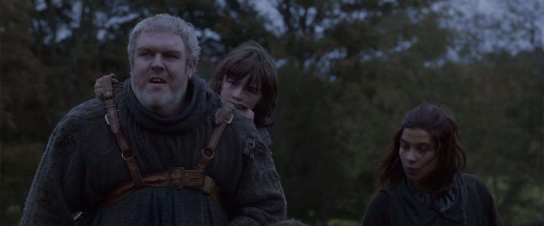Hodor uit Game of Thrones krijgt Easter Egg in Google