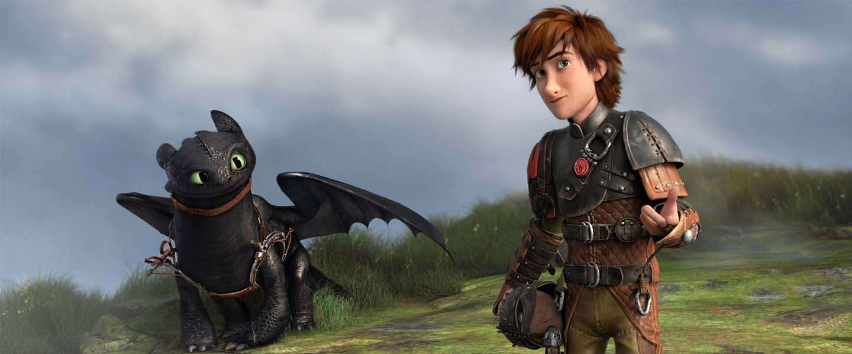 Twee nieuwe seizoenen van Dreamworks Dragons