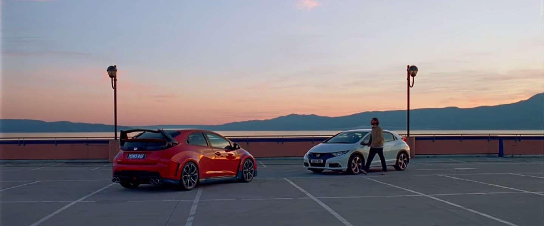 Brilliante Video van Honda, the otheR side