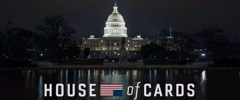 Netflix onthult trailer House of Cards seizoen 3