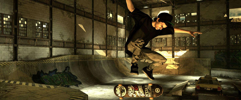 Tony Hawk's Pro Skater 5 aangekondigd