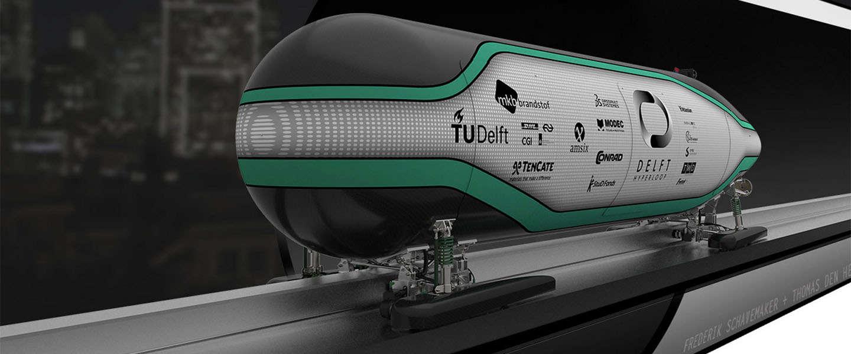 Hyper hyper: de hyperloop als transportmiddel van de toekomst