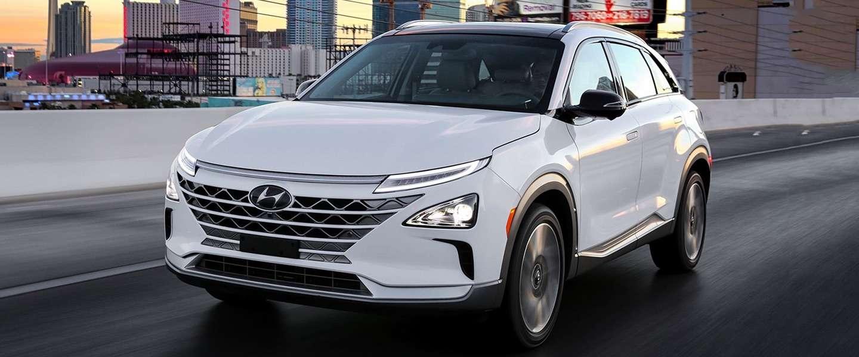 Hyundai's NEXO: de nieuwe generatie waterstofauto