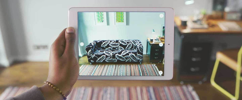 Handig! Nieuwe IKEA-app laat je inrichten in augmented reality