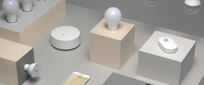 ikea 39 s slimme lampen werken vanaf nu met homekit en philips hue. Black Bedroom Furniture Sets. Home Design Ideas