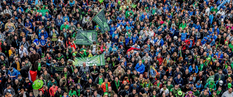 Ingress event in Utrecht groot succes