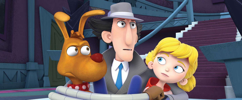 Inspector Gadget komt terug! Via Netflix.