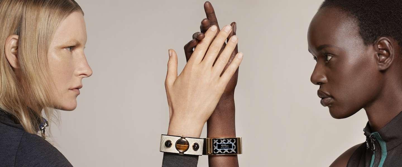 Intel ontwerpt fashionable smart bracelet