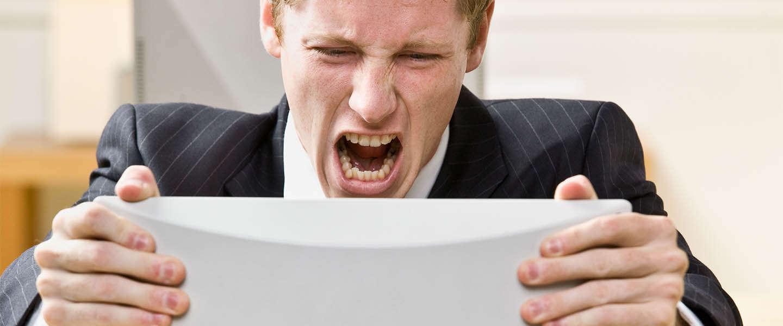 Internetstoring: Hoe vaak heb jij er last van?