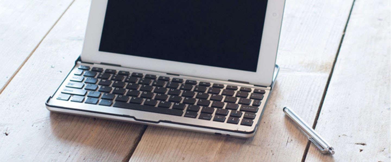 Dutchcowboys Deals: iPad Case,  Keyboard & Stylus