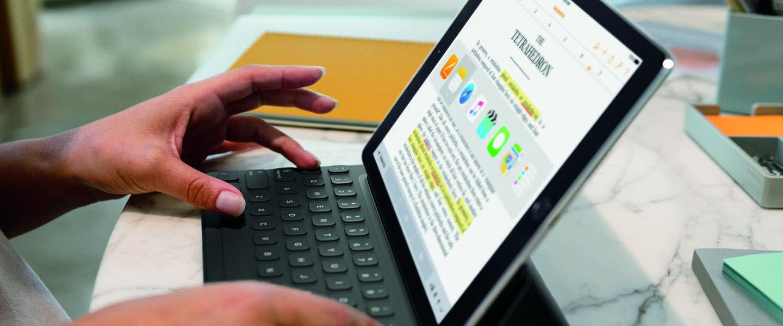 De 9,7-inch iPad Pro vanaf begin april beschikbaar in Nederland