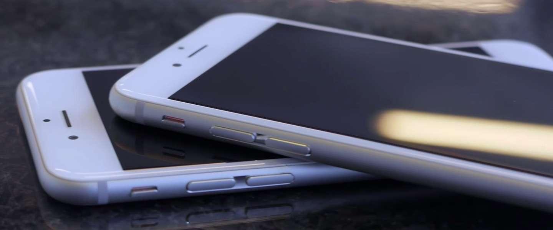 Vermeende 4 inch iPhone te zien op foto en video