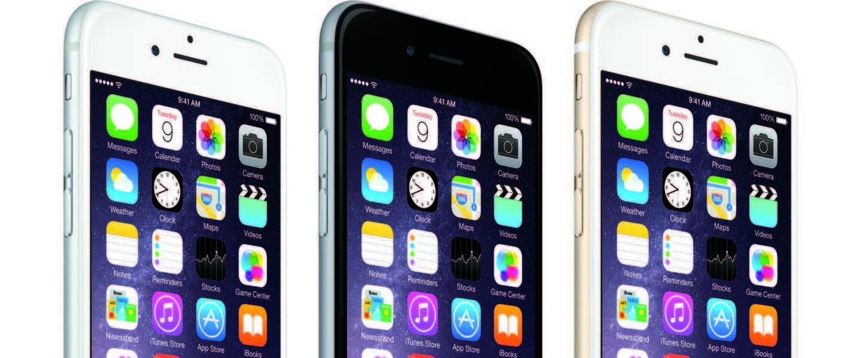 Zo smokkel je dus geen iPhones China binnen...