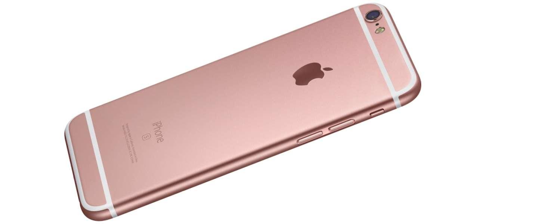 iPhone 6S (Plus) vanaf 9 oktober ook in Nederland en België te koop