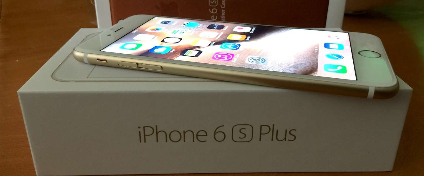 Videopreview iPhone 6S Plus