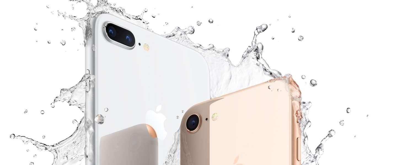 Voorspelbaar weinig animo voor iPhone 8 en 8 Plus bij lancering