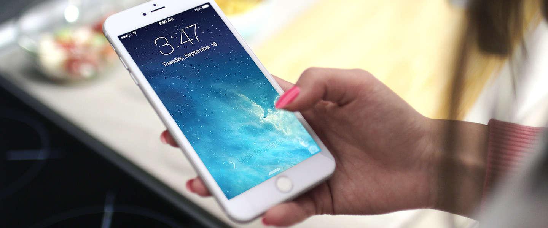 iPhone krijgt volgend jaar een 'OLED-scherm'
