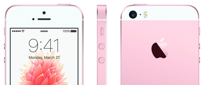 Iphone Se Goud