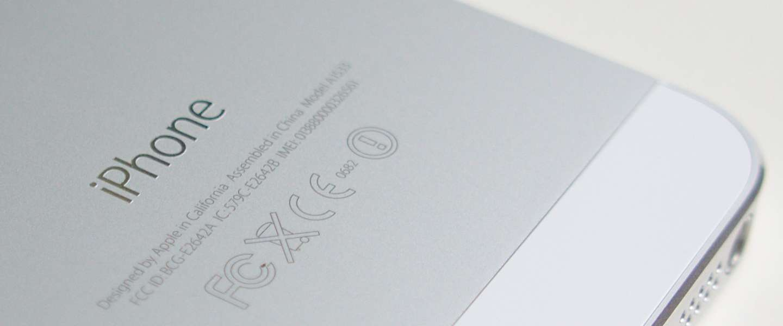 iPhone 6 geruchten, de 5.5 inch versie heet iPhone 6L