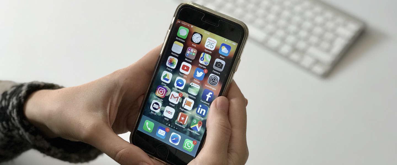 iPhones worden blijkbaar niet trager van een software-update