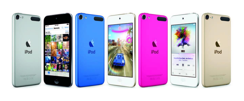 Apple onthult de beste iPod Touch ooit