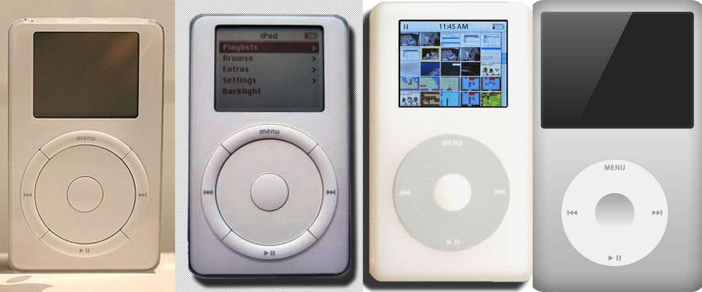 De iPod Classic is niet meer