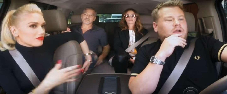 James Corden: Carpool Karaoke met drie sterren in één klap