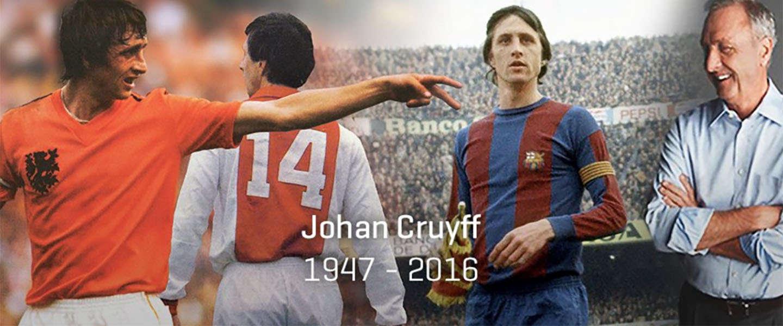 De 14 mooiste uitspraken van Johan Cruijff