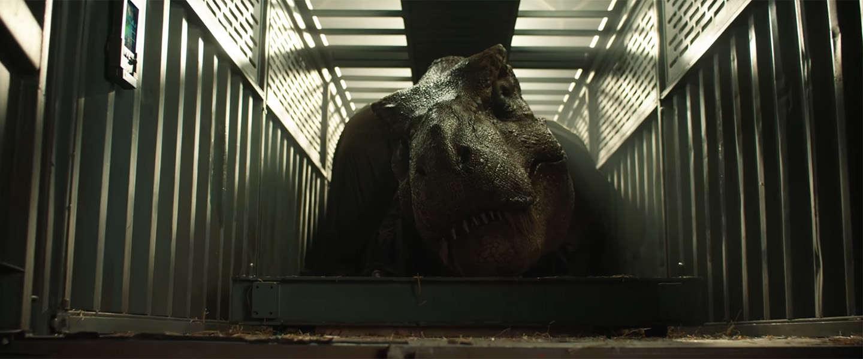 Eerste trailer Jurassic World: Fallen Kingdom