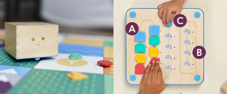 Cubetto leert peuters hoe ze moeten coderen