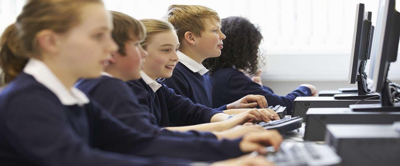 Leerlingen vaak de dupe van slecht internet